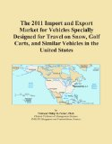 The 2011 Import and Export Market for Vehicles Specially Designed for Travel on Snow, Golf Carts, and Similar Vehicles in the United States