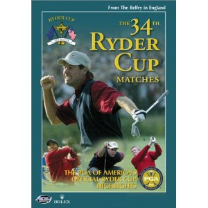 The 34th Annual Ryder Cup 2002