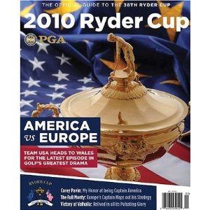 Official Guide to the 38th Ryder Cup from the PGA