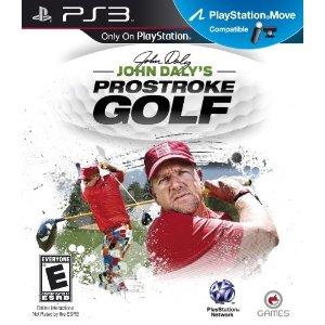 John Dalys Prostroke Golf-PS3