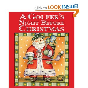 Golfers Night Before Christmas