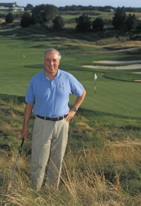 Golf Course Designer Rees Jones